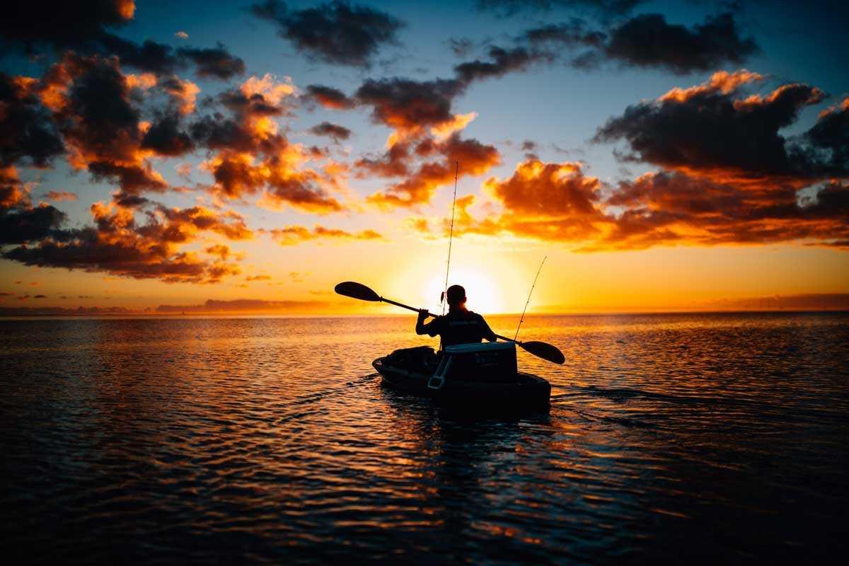 Kayaking - Water Activities in Cape Verde