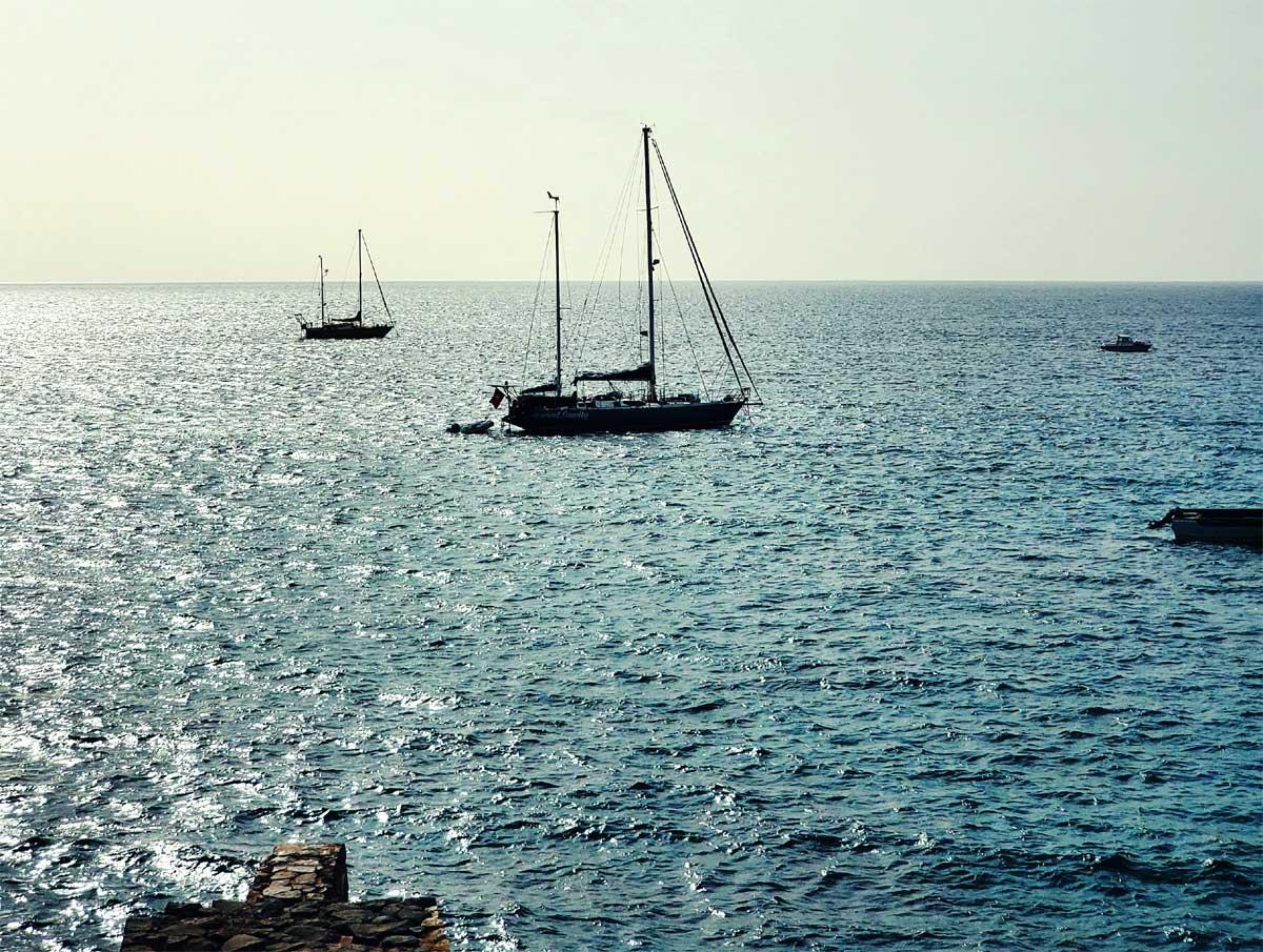 Sailing - Water Activities in Cape Verde