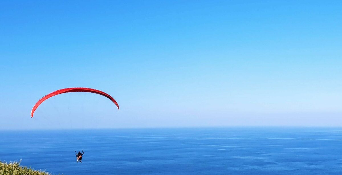 Paragliding / Parasailing - Water Activities in Cape Verde