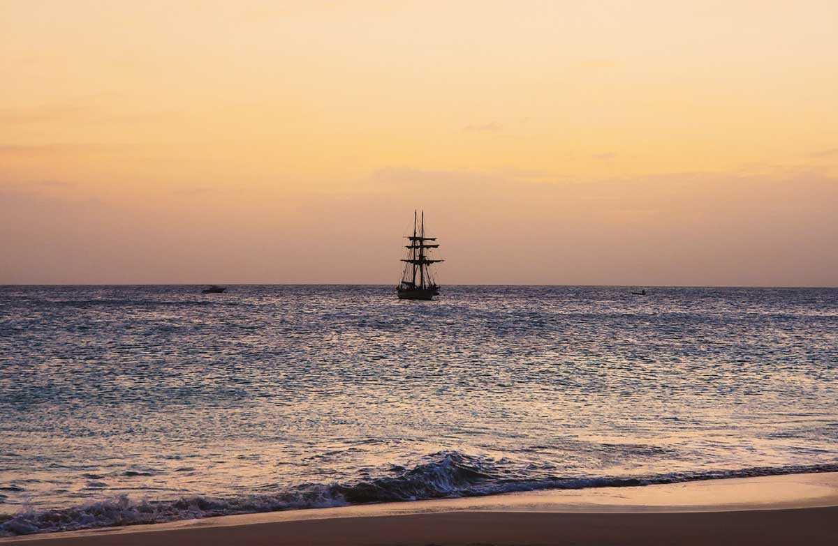 Sailing Cape Verde